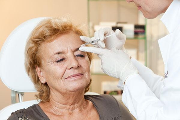 Botox Behandlung in Wien