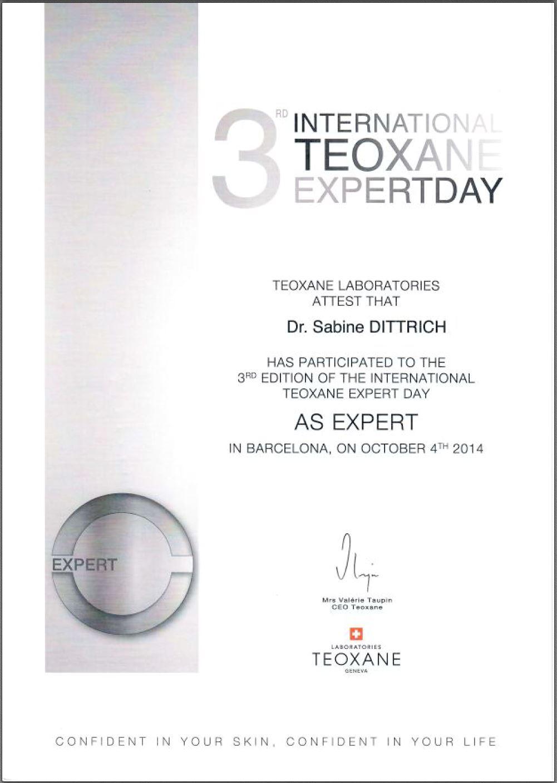 Teoxane Expert Day